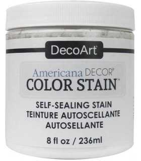 AMERICANA DECOR COLOR STAIN 236 ML BLANCO