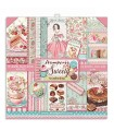 PAPELES SCRAP 10ud 12x12 SWEETY BY MONICA PARUTA