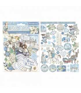 DIE CUTS WINTER TALES 43 UNIDADES