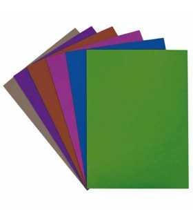 Cartulinas de colores intensos A4 180 gsm 50 ud