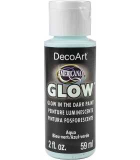 ACRILICOS GLOW IN THE DARK 59ML AMERICANA
