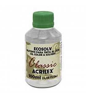 ECOSOLV SIN OLOR ACRILEX 100 ML