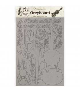 FORMAS GREYBOARD A4 PASSION VIOLIN