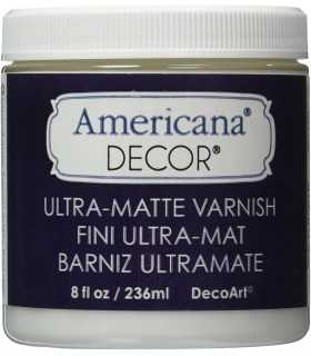 AMERICANA DECOR BARNIZ ULTRAMATE 236 ML