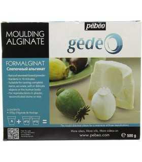 ALGINATO GEDEO PARA MOLDES 500 GR PEBEO