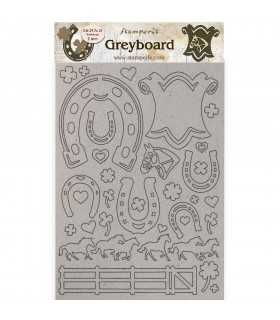 FORMAS GREYBOARD A4 HORSESHOES