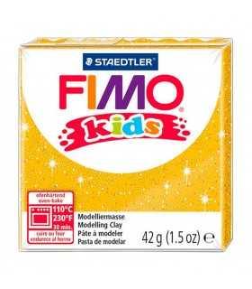 FIMO KIDS STAEDTLER 42 GRAMOS DORADO 112