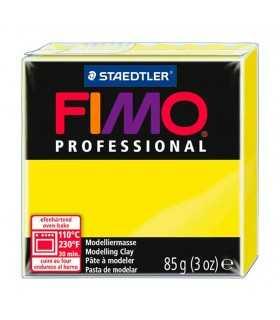 FIMO PROFESSIONAL STAEDTLER 85 GRAMOS CITRINO N1