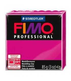 FIMO PROFESSIONAL STAEDTLER 85GR TRUE MAGENTA N210