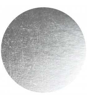 FOIL TRANSFERIBLE 3MTx15CM PLATA