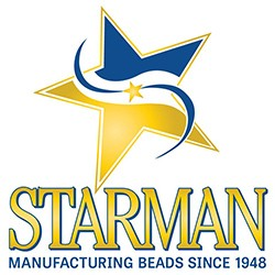 STARMAN ORIGINAL CZECH BEADS