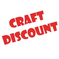 CRAFT DISCOUNT