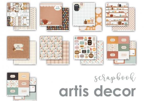 Nuevas colecciones Artis Decor ya disponibles