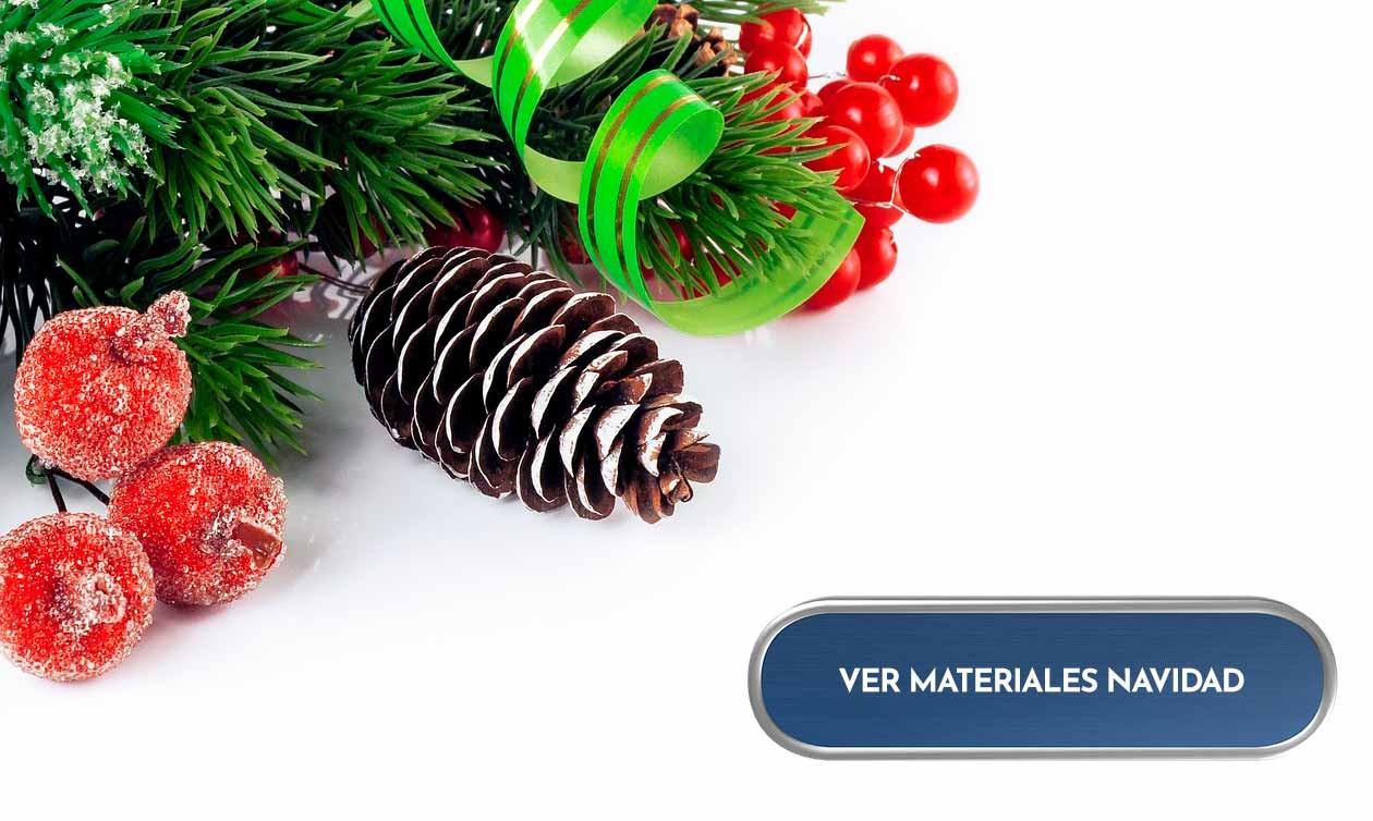 Materiales manualidades y scrapbooking Navidad