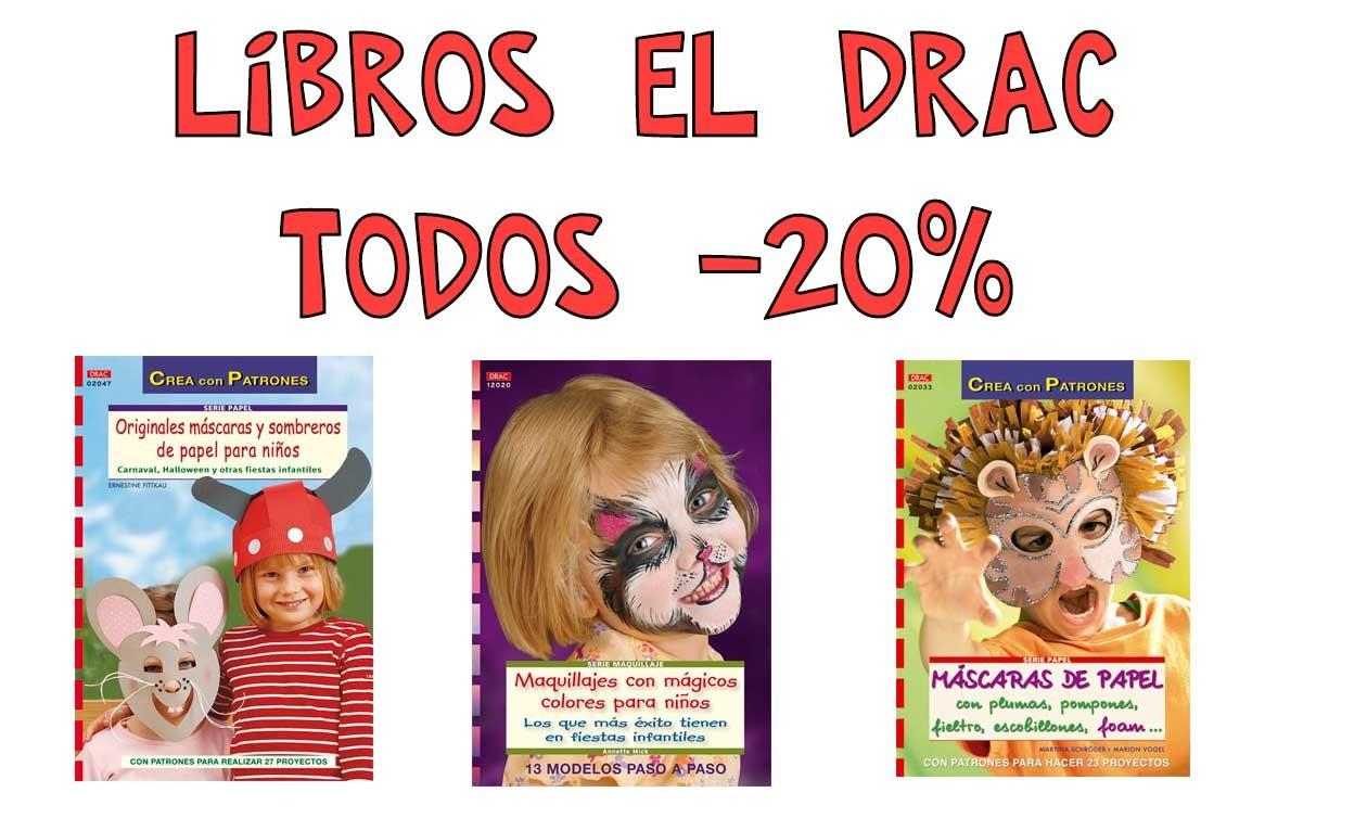 Liquidacion libros El Drac