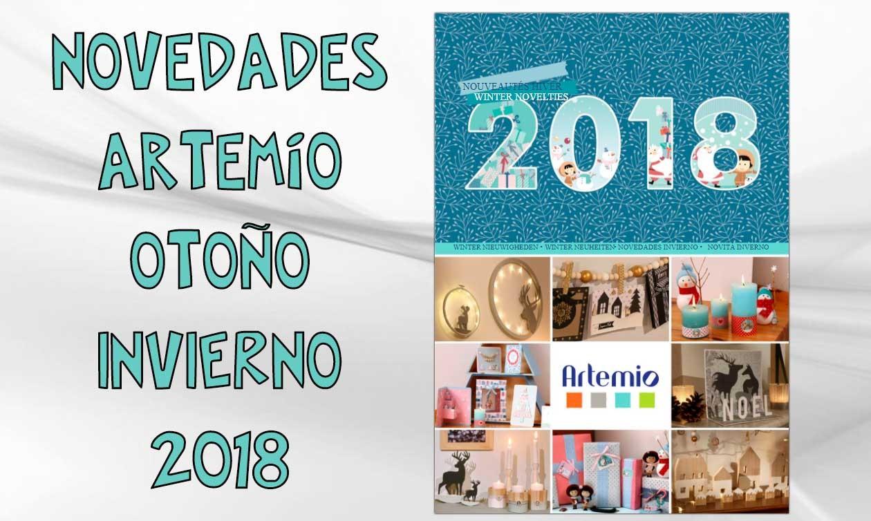 Novedades Artemio Invierno 2018