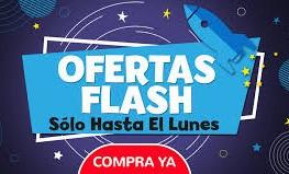 Ofertas Flash en Plata de Ley